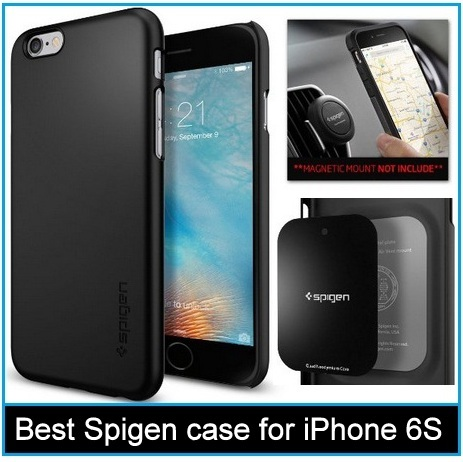 Spigen case for iPhone 6S