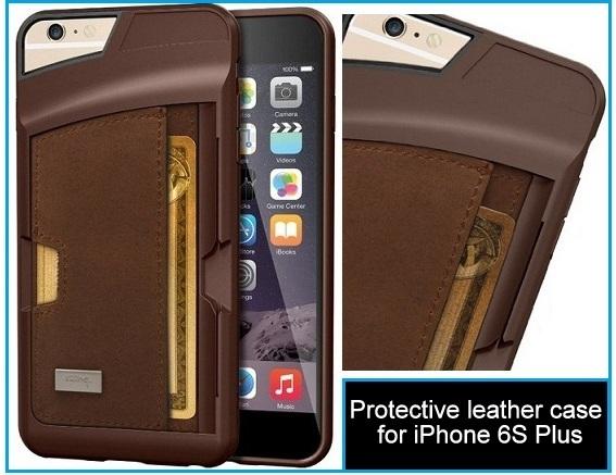 Best iPhone 6S plus leather Cases 2015