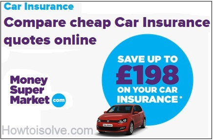 Best Website to compare car insurance UK,USA 2015