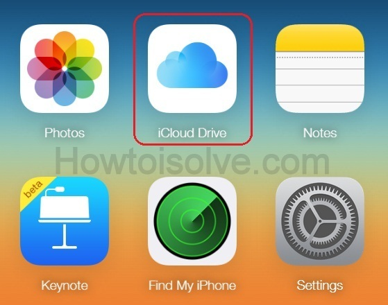How to create folder on iCloud drive online on Mac or PC