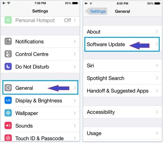 easy way to How to download iOS 9 and install on iPhone 6, 6 plus, 5S, 5C, 5, 4S on Mcc or Windows pc using iTunes