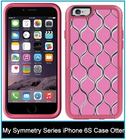 My Symmetry Series iPhone 6S case from Otterbox USA Six best iPhone 6S cases OtterBox