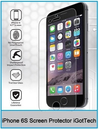iGotTech: best Screen protector for iPhone 6S 2015