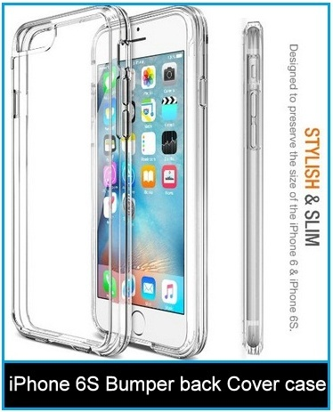 iPhone 6S bumper case and Back cover