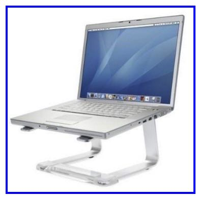 Griffin MacBook Stand for Office desk