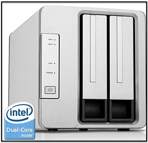 3 Noontec-TerraMaster Personal Storage for Mac