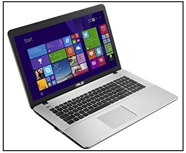 ASUS i7 the best gaming laptop for gamer teenagers students