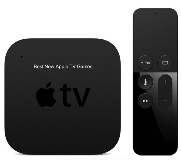 New best Apple TV Games for all