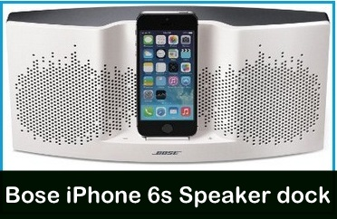 bose is the brand out of top 10 best iPhone 6s Speaker docks station 2016