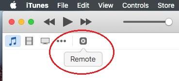 remote app to control iTunes on iPhone, ipad iOS 9