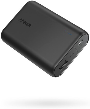 iPhone External Battery by Anker PowerCore