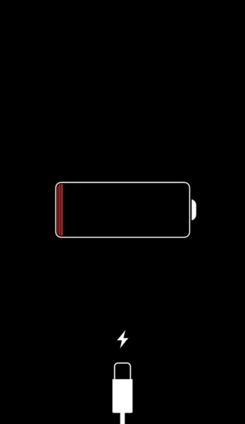 iPhone won't charge and charging conditions