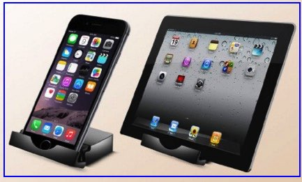 iPhone, iPad power bank with Apple Watch