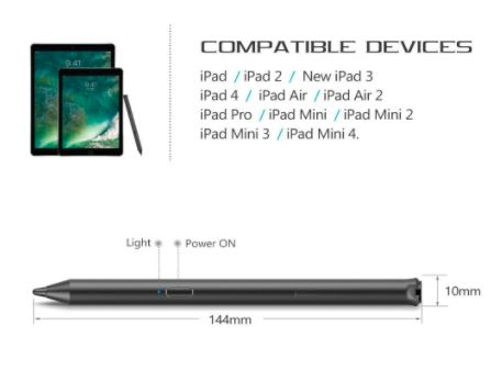 3 iPad Stylus