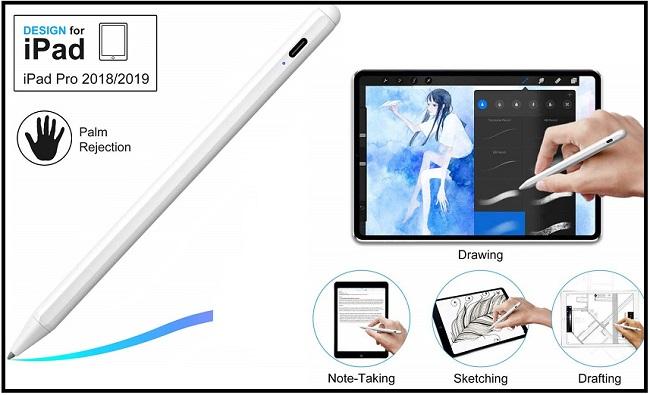 Apple pencil alternative stylus