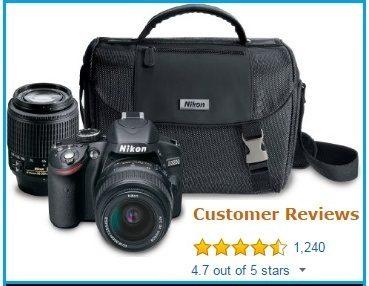 Best Digital Nikon Slr Camera 2019