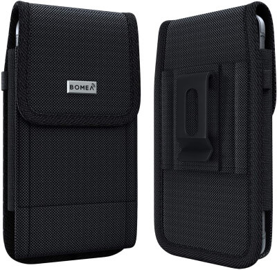 Bomea Rugged Nylon Holster Case Pouch iPhone 6 6s