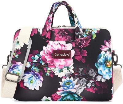 Canvaslove Waterproof Shoulder Bag for Girls Women