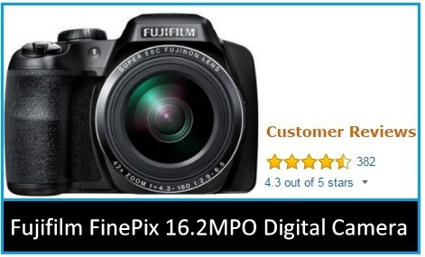fujifilm camera top 10
