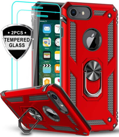 LeYi Rugged Case for Apple iPhone 6S