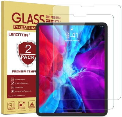 OMOTON Tempered Glass Screen Protector