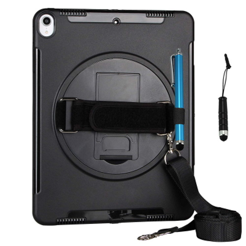 Shockproof Case with a 360 Degree Rotatable Kickstand