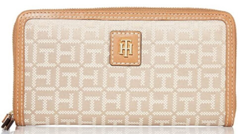 Tommy Hilfiger Trifold Wallet for iPhone 6S Plus