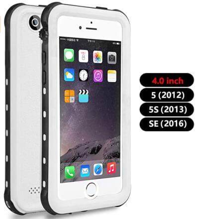 Zimu Joy Waterproof Case for iPhone
