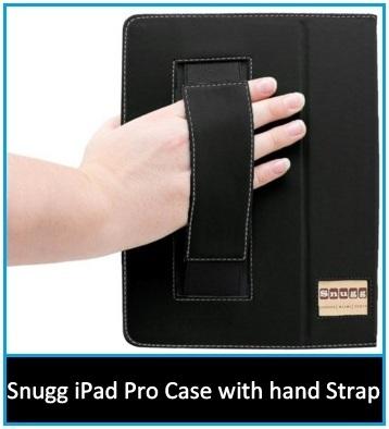 besr iPad Pro case by snugg