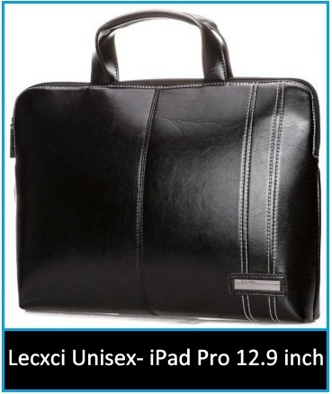 Unisex carrying bag for 12.9-inch iPad Pro for men and women