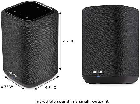 denon airplay speaker