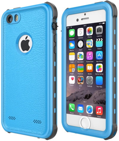 iThrough Waterproof case iPhone SE