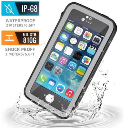 meritcase– Waterproof Cases for iPhone