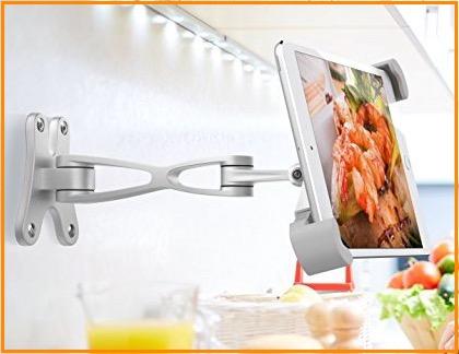 2 iPad moko wall mount