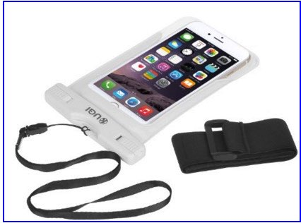 iPhone 5se Pouch in waterproof from trusted reviews