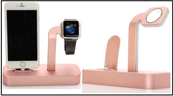 Best Apple Watch and iPhone charging dock stand