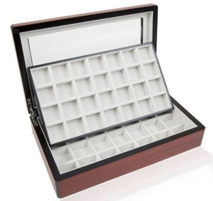 Cufflinks Storage Case