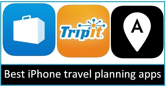 best iPhone travel planning apps for iPad Air, ipad Mini, iPod touch 6, 5