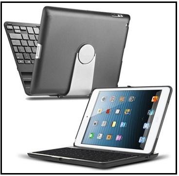 best iPad Mini 4 keyboard case covers