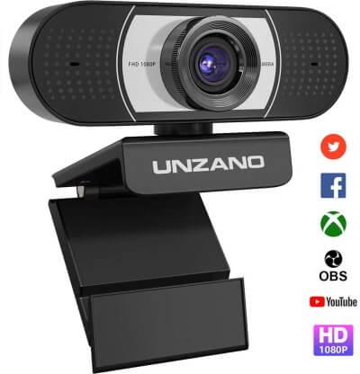 Unzano Camera for Mac