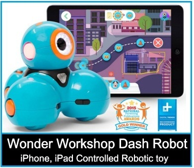 Best iPhone Controlled robot and Ball