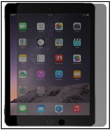 iPad Mini 4 privacy screen protector 360