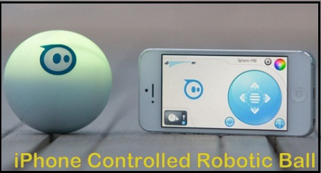 Best Sphero iOS and Android App Controlled Robotic Ball