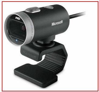 Microsoft multipurpose supported USB iSight camera