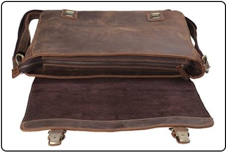 Kattee leather bag for iPad pro