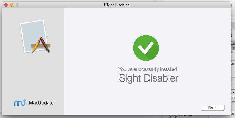 iSight Disabler for Mac from MacUpdate