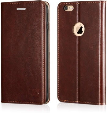 Belemay iPhone 6S Plus Leather Wallet Case