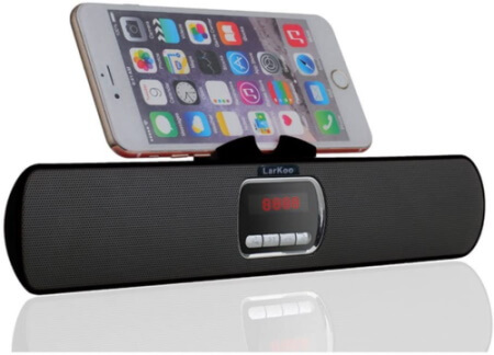 LarKoo Aud iPhone SE Chargeable Speaker Dock