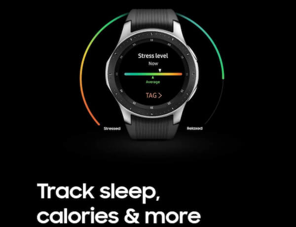 Samsung Galaxy- Smart Fitness band or Bracelet