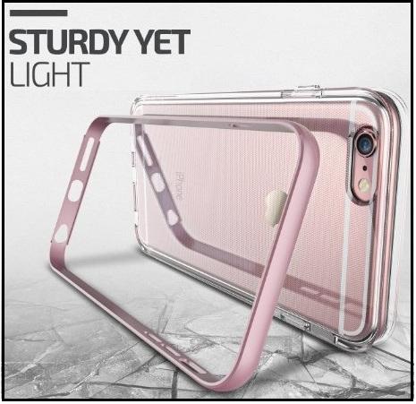 Verus iPhone 6S Plus Case Rose Gold